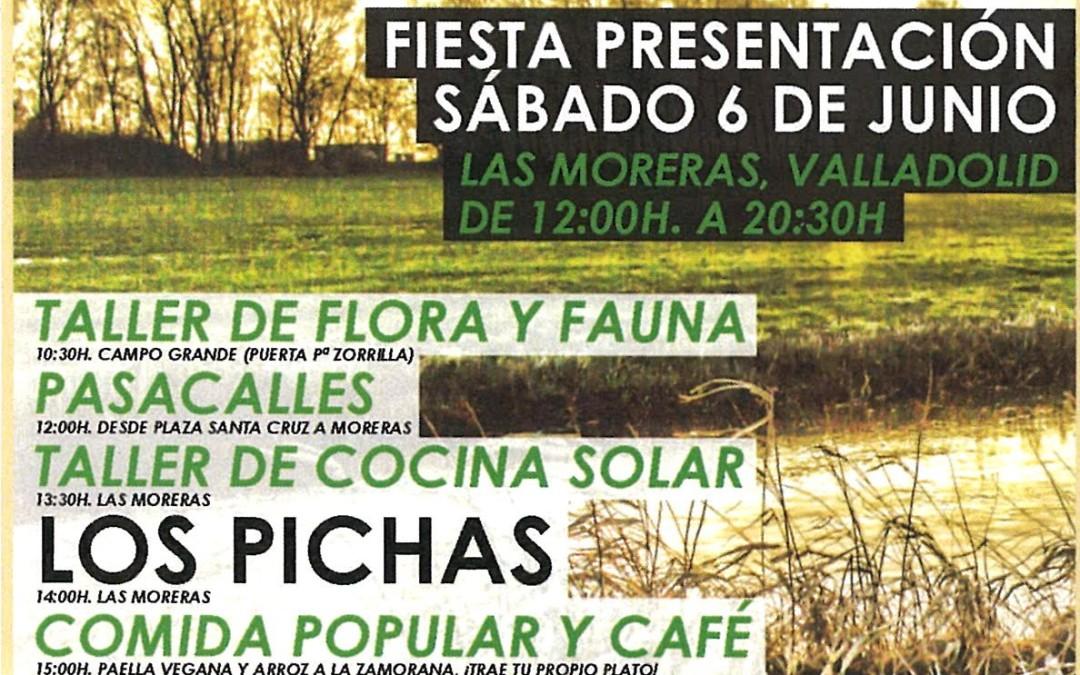 ¡Este sábado 6 de Junio toca FIESTA ENERGÉTICA!