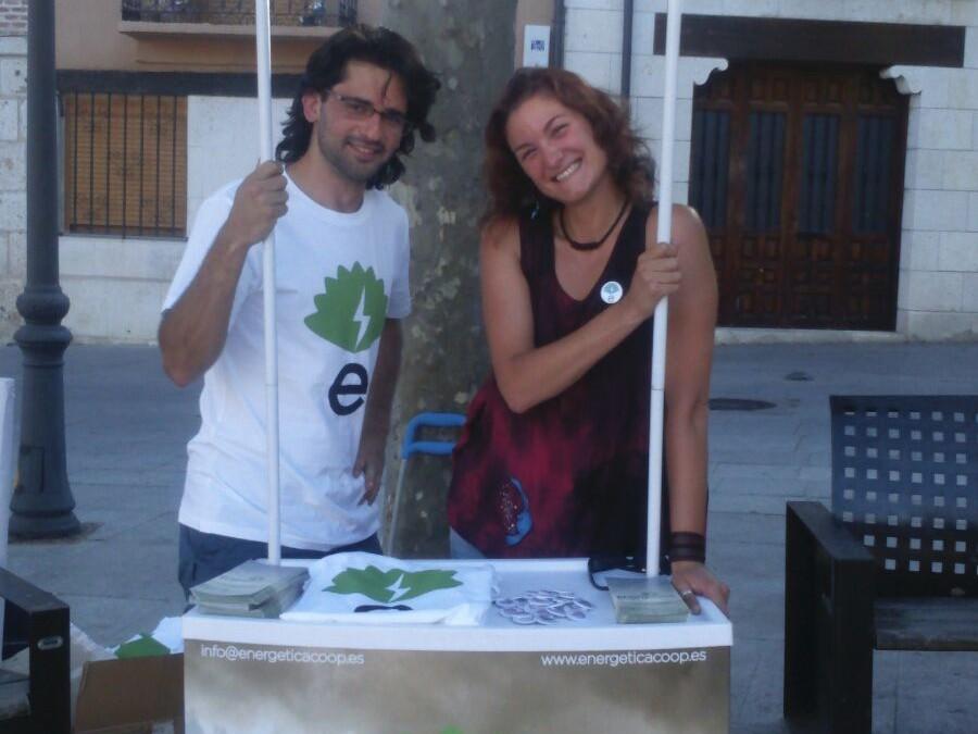 EnergÉtica en el Summer End de Simancas, Valladolid.
