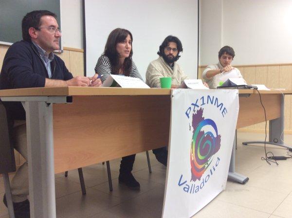 EnergÉtica contra la reapertura de Garoña en un acto con la Px1NME