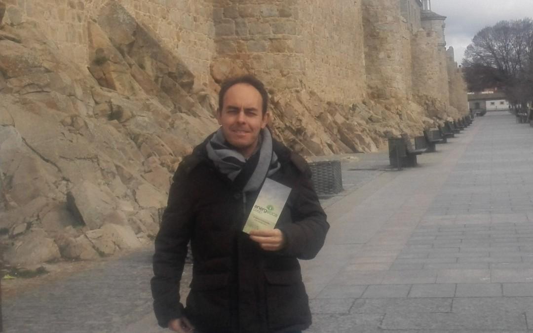 El socio 300, de Ávila, como las yemas y la muralla…