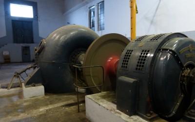 Oferta de trabajo: Gestión de central mini-hidráulica