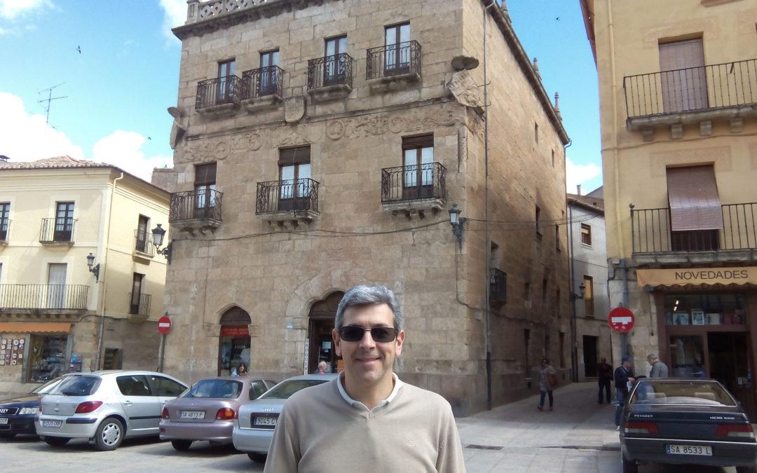 Soy el 400, de Ciudad Rodrigo, Salamanca.
