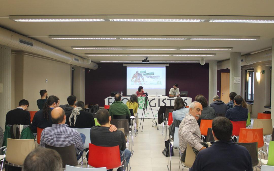 """Ecologistas en Acción Castilla y León concede a Energética su """"Premio Ecologista 2016""""."""