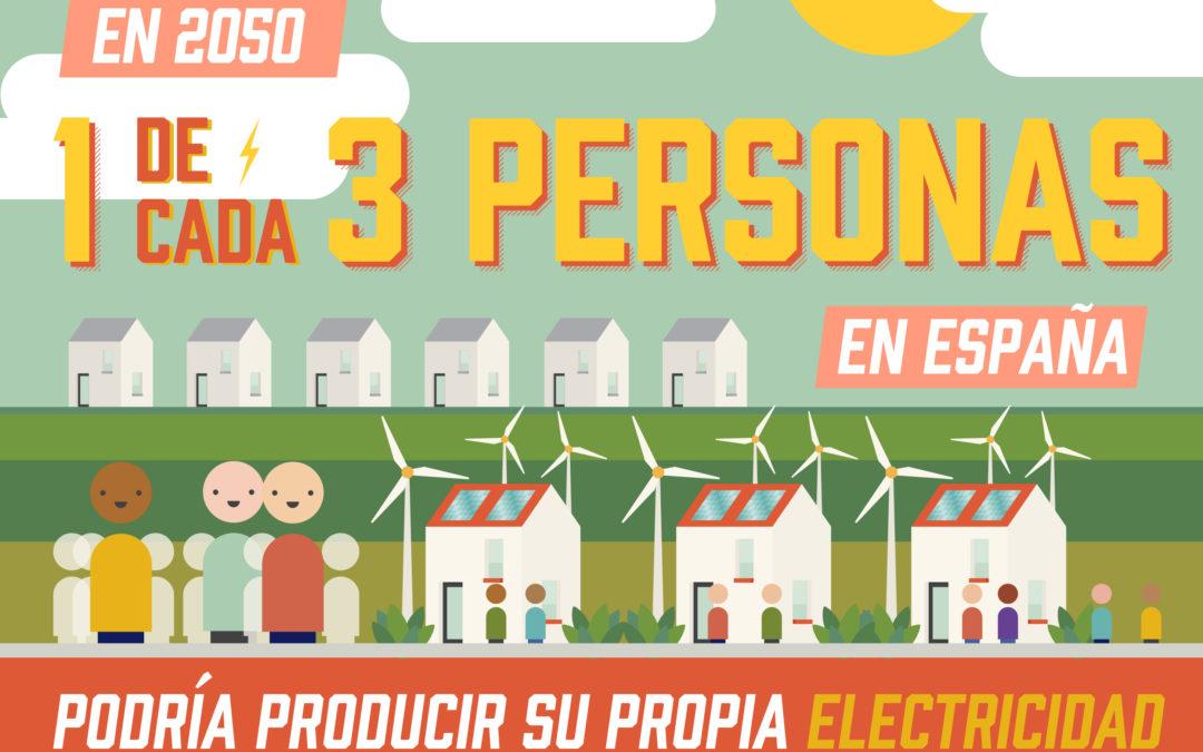 El potencial de la 'energía ciudadana'.