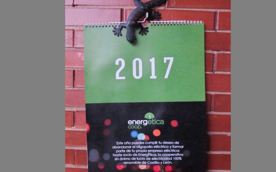 Año nuevo, calendario nuevo y más puntos de información.