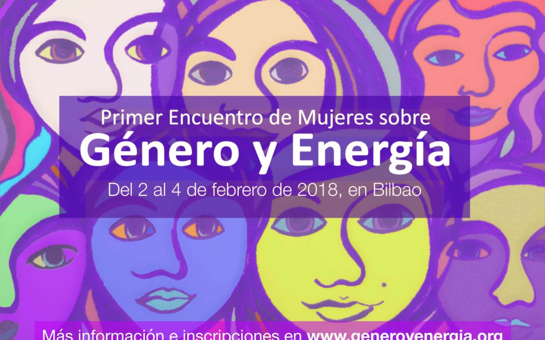 I Encuentro de Mujeres sobre Género y Energía