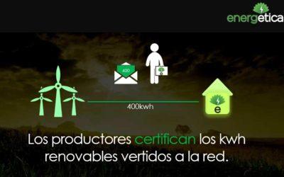 Sistema de Garantías de Origen o cómo comercializar energía de origen renovable en el sistema eléctrico español