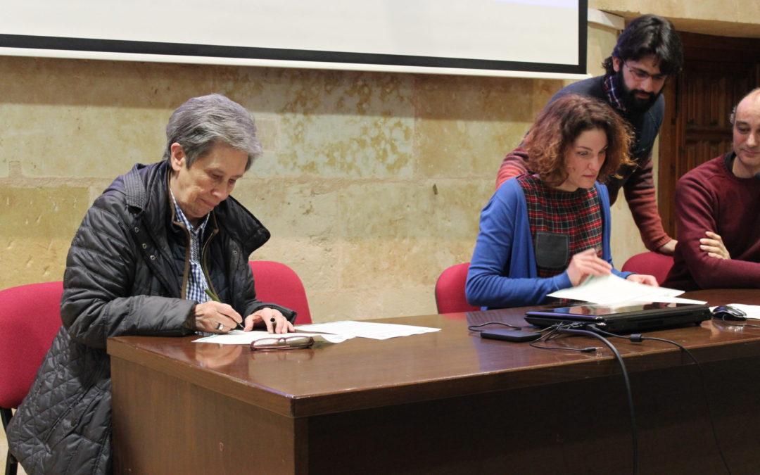 Sumando a Cáritas en Salamanca