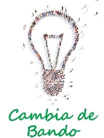 """La campaña de Izquierda Unida """"Cambia de bando"""" llega a Castilla y León."""