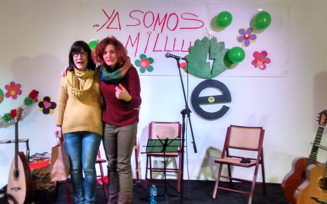 ¡Nuestra socia 1.000!, de Burgos