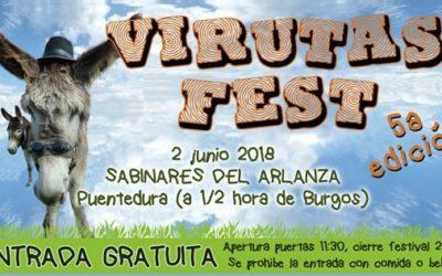"""EnergÉtica en el """"Virutas Fest"""", Sabinares del Arlanza, Puentedura, Burgos. 2 de junio."""