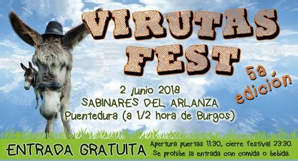 EnergÉtica en el «Virutas Fest», Sabinares del Arlanza, Puentedura, Burgos. 2 de junio.