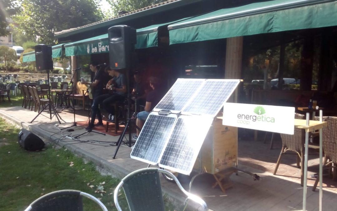 Fin de semana EnergÉtico en Valladolid