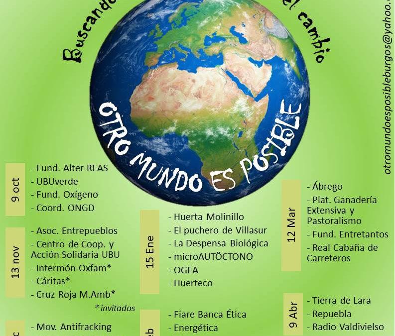 Iniciativas por una economía social y solidaria en Burgos
