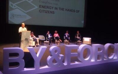EnergÉtica en la conferencia europea By & For Citizens