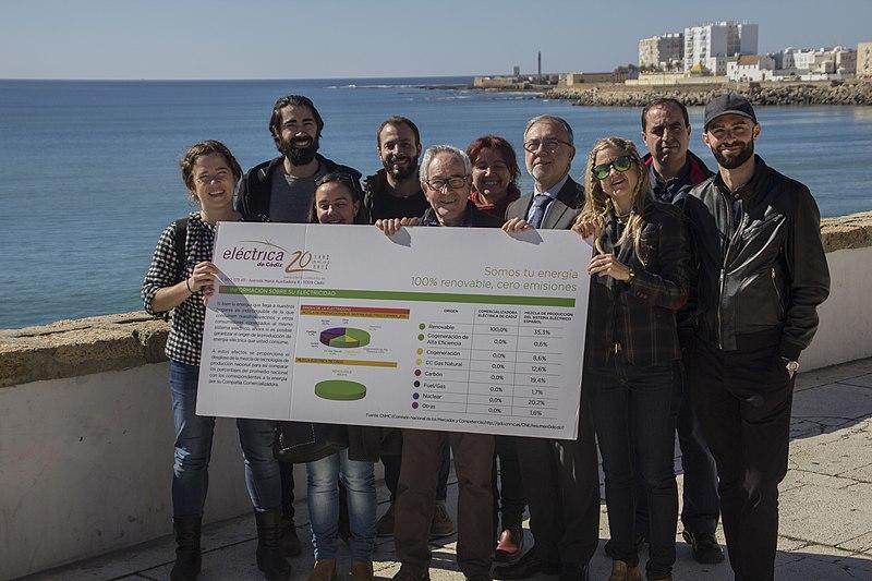 Políticas municipalistas para una transición energética.